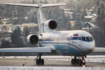RA-42439 - Gazpromavia Yakovlev Yak-42