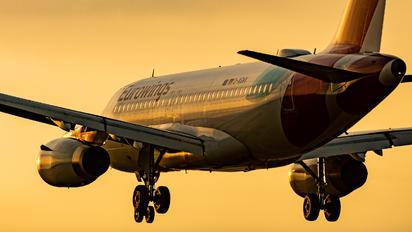 D-AGWV - Eurowings Airbus A319