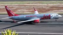G-JZHG - Jet2 Boeing 737-800 aircraft