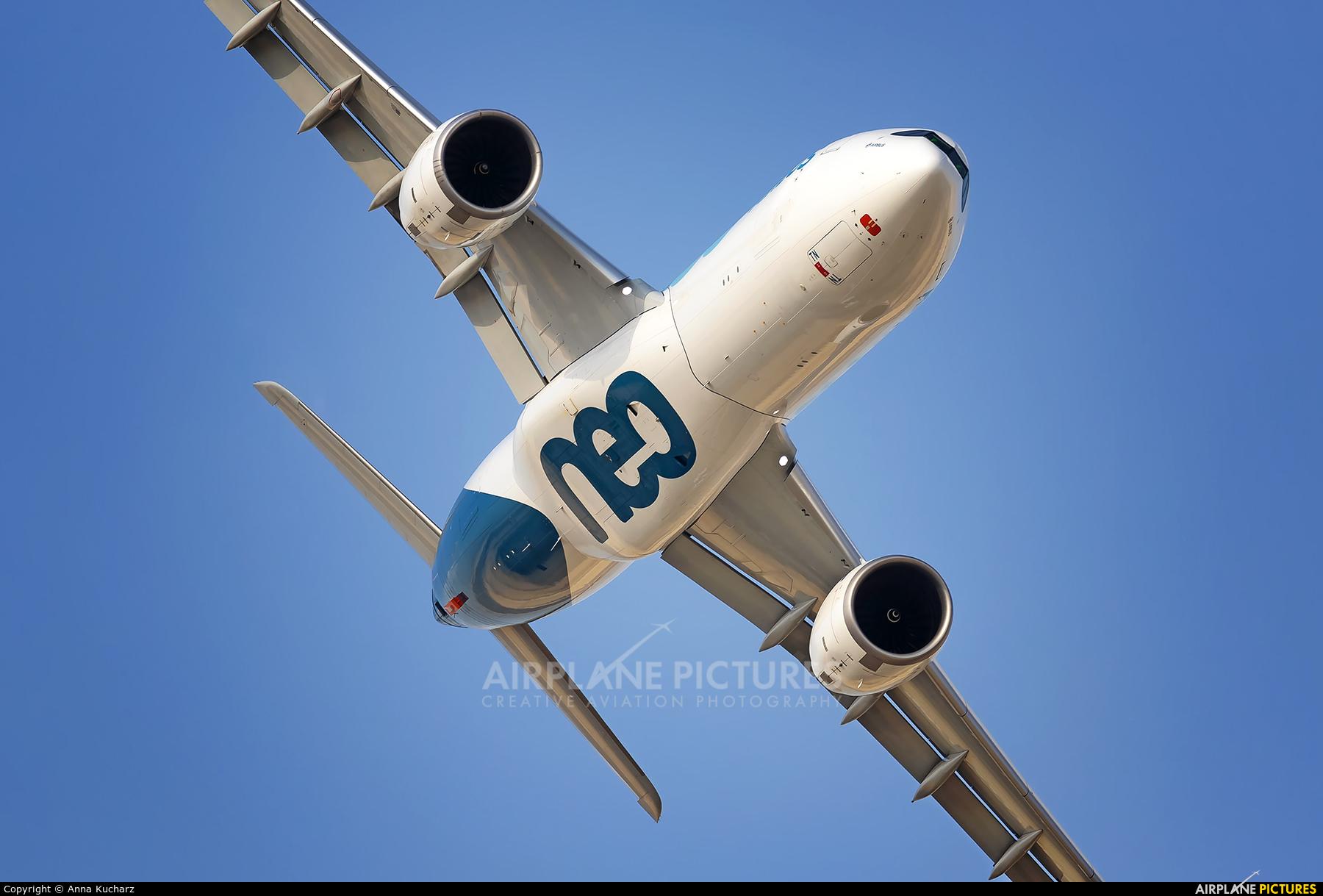 Airbus Industrie F-WTTN aircraft at Jebel Ali Al Maktoum Intl