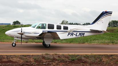 PR-LMM - Private Beechcraft 58 Baron