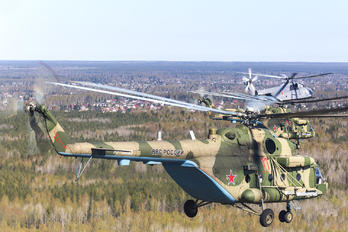 11 RED - Russia - Air Force Mil Mi-8MT