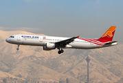 EP-LCT - Kish Air Airbus A321 aircraft