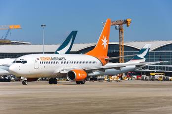 EI-ULN - Eznis Airways Boeing 737-700