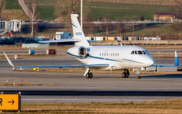 N639M - Private Dassault Falcon 2000S