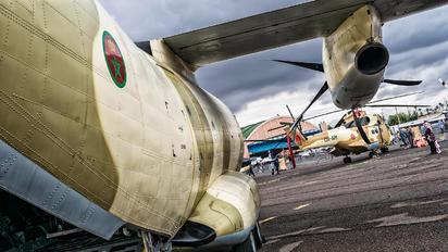 CN-AMO - Morocco - Air Force Alenia Aermacchi C-27J Spartan