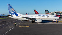 HP-1374CMP - Copa Airlines Colombia Boeing 737-700 aircraft