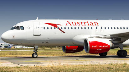 OE-LXD - Austrian Airlines/Arrows/Tyrolean Airbus A320