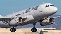 YR-URS - Just US Air Airbus A319 aircraft