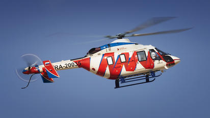 RA-20035 - Russian Helicopters Kazan helicopters Ansat