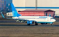 VQ-BTS - Pobeda Boeing 737-800 aircraft