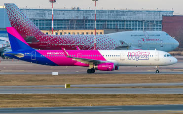 G-WUKJ - Wizz Air UK Airbus A321