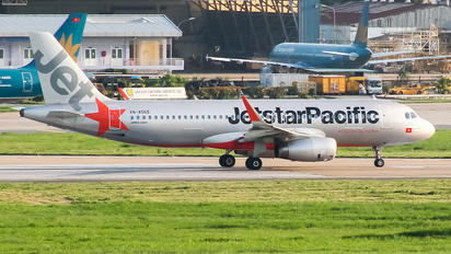 VN-A569 - Jetstar Pacific Airlines Airbus A320
