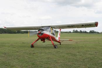 SP-AGE - Aeroklub Ziemi Mazowieckiej PZL 104 Wilga 35A