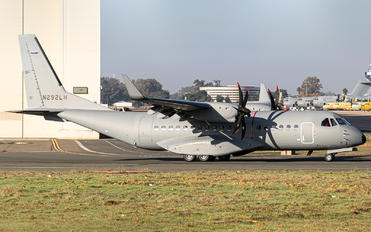 N292LH - Private Casa C-295MW