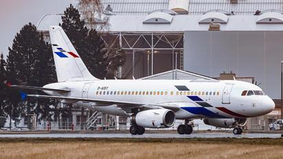 D-AISY - Lufthansa Airbus A319 CJ