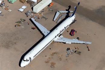 N958DN - Delta Air Lines McDonnell Douglas MD-90