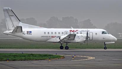 YL-RAG - RAF Avia SAAB 340