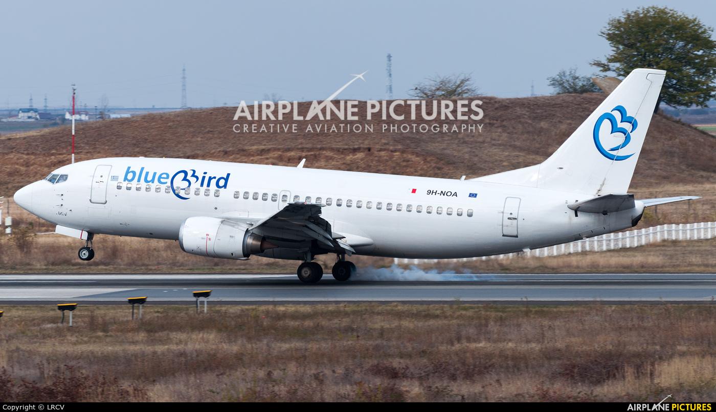 Bluebird Airways 9H-NOA aircraft at Craiova