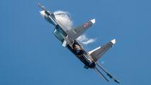 75 - Russia - Navy Sukhoi Su-30SM aircraft