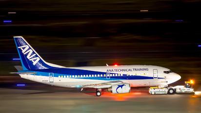 JA301K - ANA - All Nippon Airways Boeing 737-500
