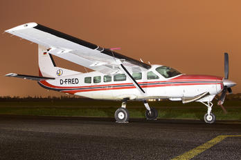 D-FRED - Private Cessna 208 Caravan