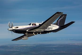 N15FK - Private Piper PA-46 Malibu Meridian / Jetprop DLX
