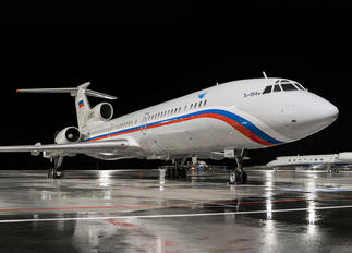 RA-85042 - Russia - Government Tupolev Tu-154M