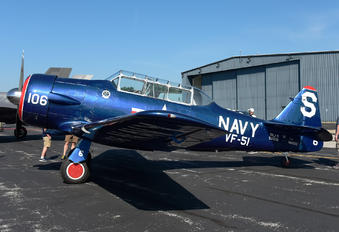 N6601C - Private North American Harvard/Texan (AT-6, 16, SNJ series)