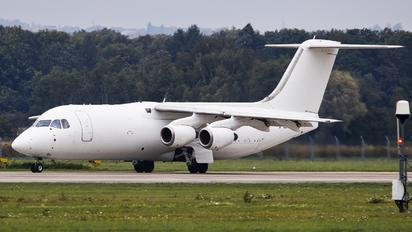 G-JOTF - Jota Aviation British Aerospace BAe 146-300/Avro RJ100