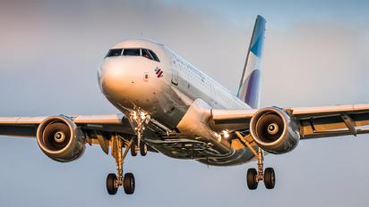 D-ABGK - Eurowings Airbus A319