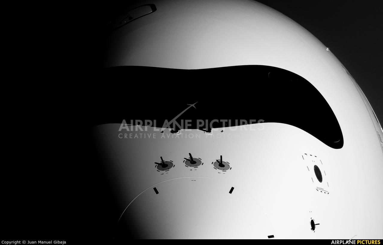 Evelop EC-NBO aircraft at Madrid - Barajas