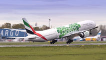 A6-ENB - Emirates Airlines Boeing 777-300ER aircraft