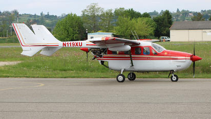 N119XU - Private Cessna 337 Skymaster
