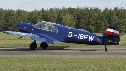 D-EBFW - Private Messerschmitt Bf.108 Taifun