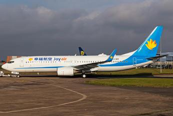 LN-NGR - Joy Air Boeing 737-800