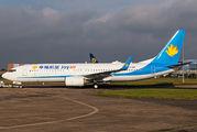 LN-NGR - Joy Air Boeing 737-800 aircraft