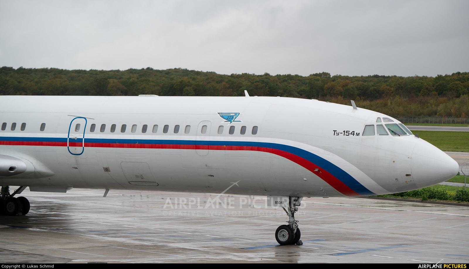 Russia - Air Force RA-85041 aircraft at Geneva Intl