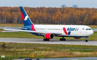 VQ-BUP - AzurAir Boeing 767-300ER aircraft
