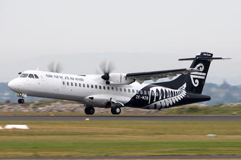 ZK-MZB - Air New Zealand ATR 72 (all models)