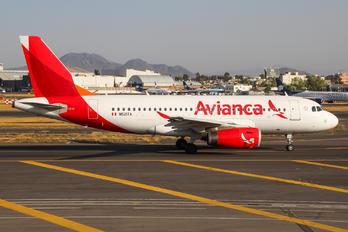 N521TA - Avianca Airbus A319