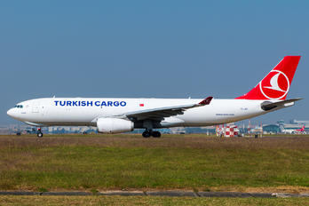 TC-JOY - Turkish Cargo Airbus A330-200F