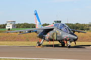 E33 - France - Air Force Dassault - Dornier Alpha Jet E aircraft