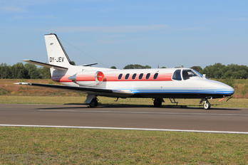 OY-JEV - Private Cessna 550 Citation II