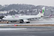 EC-MNY - Wamos Air Airbus A330-200 aircraft