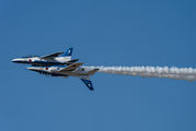 16-5666 - Japan - ASDF: Blue Impulse Kawasaki T-4 aircraft