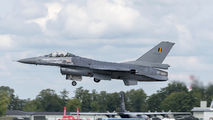 FA-92 - Belgium - Air Force General Dynamics F-16A Fighting Falcon aircraft