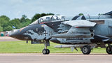 Germany - Air Force Panavia Tornado - IDS 43+25 at Fairford airport