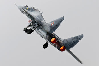 40 - Ukraine - Air Force Mikoyan-Gurevich MiG-29A
