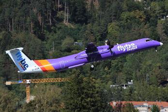 G-JEDW - Flybe de Havilland Canada DHC-8-400Q / Bombardier Q400